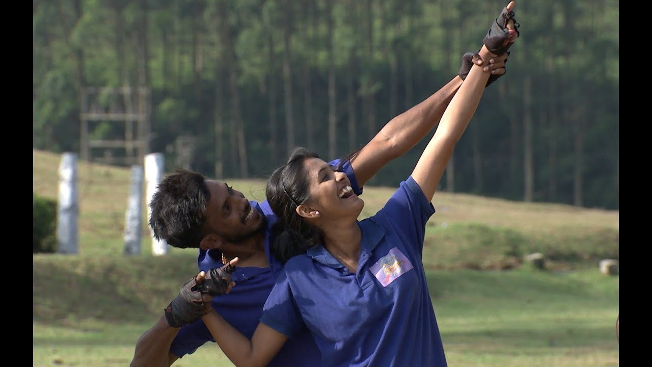 Made for each other season 2 I Sumith & Hima the power couple l Mazhavil Manorama