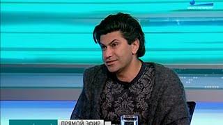 "Н Цискаридзе, ТВ ""Санкт Петербург"", 23.10.2015"