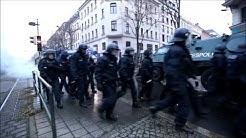Gewaltexzess in der Leipziger Südvorstadt