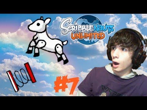 WTF?! RITORNA IL TRAMPOLINO!! - Scribblenauts Unlimited - Parte 7