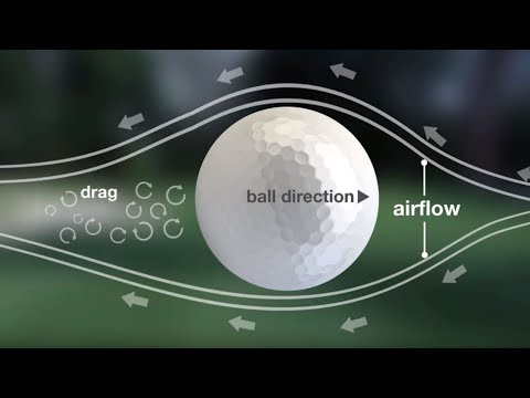 Science of Golf: Why Golf Balls Have Dimples