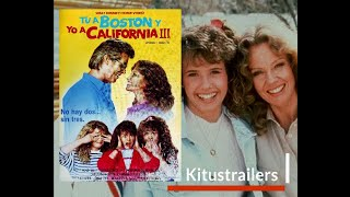 Tu a Boston y yo a California 3 Trailer