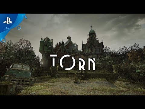 Torn - Announce Trailer | PS VR