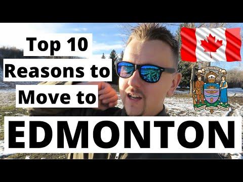Top 10 Reasons To Move To Edmonton