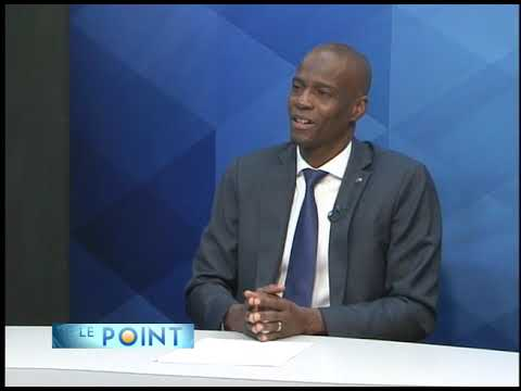 Le Point Jovenel Moise 17 Sept 2018