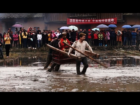China villages usher in spring, honour Guan Gong in Fujian Province