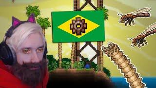 new calamity update turns terraria into brazil