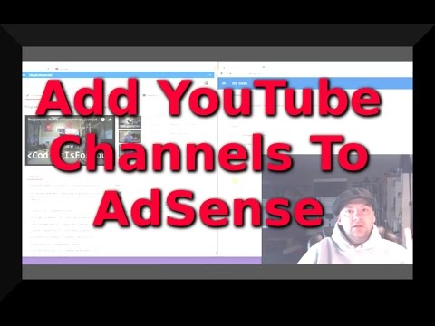 How To Add Second YouTube Channel To Your AdSense Account