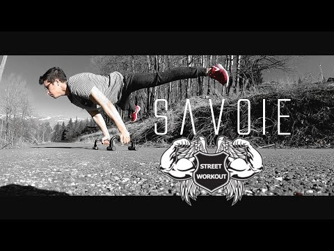 French montage motivation Calisthenics/Street workout 2016 (Edit from Courchevel)