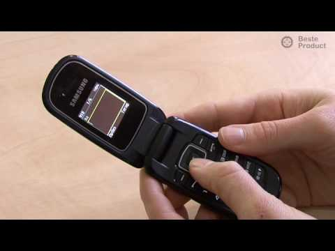 Video: review Samsung E1150