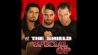 "2012/2014 WWE The Shield Entrance Theme:""Special Op"" (iTunes) (Download Link)"
