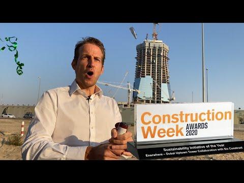Construction Week Award - Sustainability Initiative of the Year