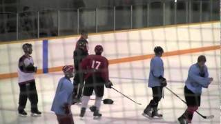 Rookie camp fights