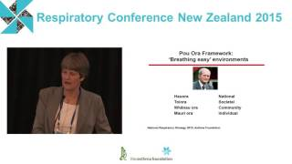 Innes Asher: Childhood pneumonia and bronchiolitis  I  NZ Respiratory Conference 2015