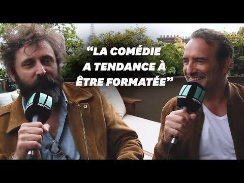 """Avec """"Le Daim"""", Quentin Dupieux et Jean Dujardin bousculent la comédie française"""