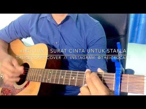 VIRGOUN Surat Cinta Untuk Starla - TheIcedCapp Cover + easy chords