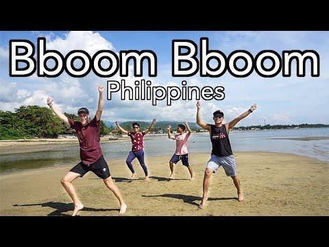 MOMOLAND - Bboom Bboom (Filipino/American Dance Cover) // Philippines Travel Vlog