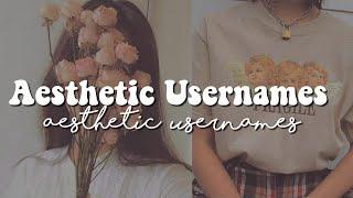 Aesthetic Usernames Youtube We give you the best wallpaper we can. aesthetic usernames