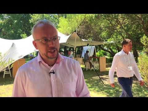 Interview: Kurt Budge - Beowulf Mining - 121 Mining Investment Cape Town 2018