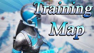 Pressure Training Course - Creative Map Code - Fortnite