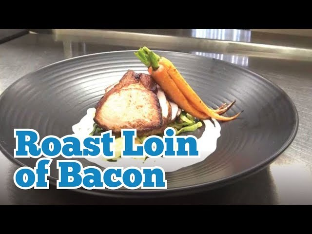 KITCHEN CRAFT -  Roast Loin of Bacon