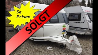 Hobby Excellent 540 KMFe - 2016 - Campingvogn