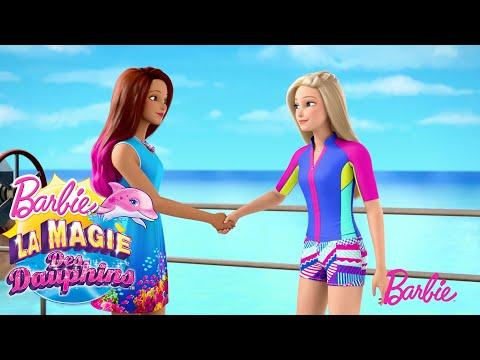 Barbie et Isla, nouvelles amies | Barbie La Magie des dauphins | Barbie France streaming vf