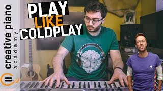 How To Write CHORD PROGRESSIONS Like COLDPLAY!