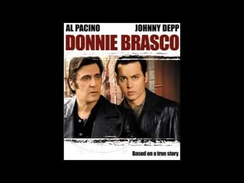 Donnie Brasco talking to Benjamin 'Lefty' Ruggiero REAL wiretap  Part 1