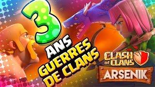 CLASH OF CLANS | L'INCROYABLE FINALE DU TOURNOI ANNIVERSAIRE DES GUERRES DE CLANS | HDV 9 10 11