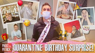 Quarantine Birthday Fun & Games!