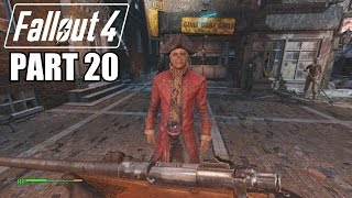 Fallout 4 Gameplay Walkthrough Part 20 - Goodneighbour - PC 1080P 60fps