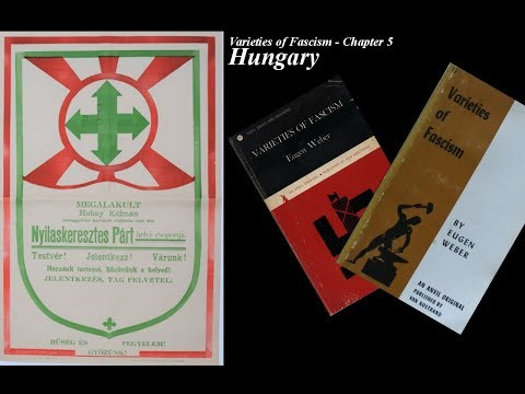 Varieties of Fascism - Chapter 8 (Hungary)