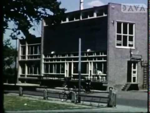 Borger streekverbetering jaren '50-'60