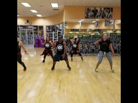 Seany mixxedfit choreo  Dorrough - ice cream paint job