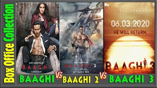 Baaghi 3, Baaghi 2, and Baaghi, Movie unknown facts with Box Office Collection Analysis