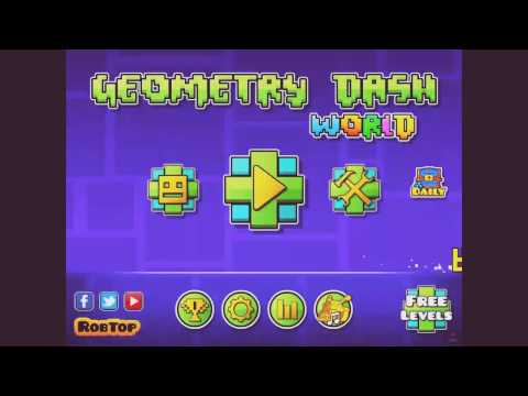 Cheats For Geometry Dash World
