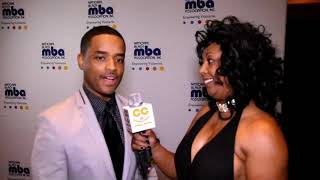 Celebrity Charity TV Tammie Tolbert and Lorenz Tate the Actor, B.L.O.O.M Co-Founder and Businessman