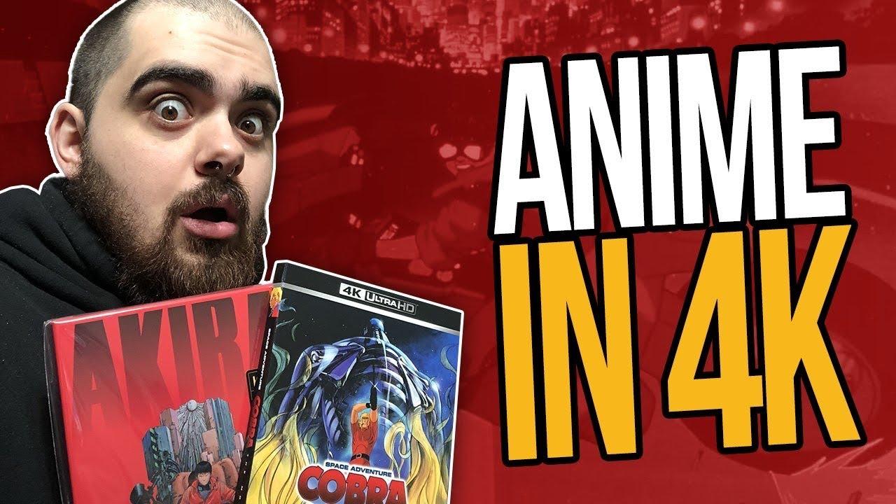 4k Anime Akira 4k Youtube