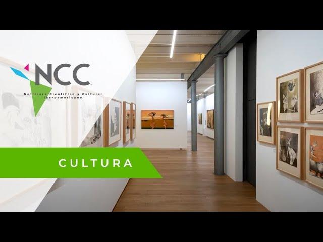 Museo de Arte Contemporáneo de Madrid exhibe exposición del artista Julio Zachrisson