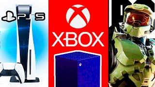 PS5 VS XBOX ПОЧЕМУ СТОИТ КУПИТЬ XBOX SERIES X А НЕ PS5 ИЛИ PC