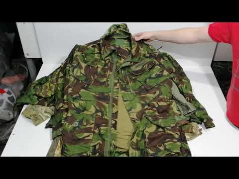 EXX – MILITARY (Военная одежда)