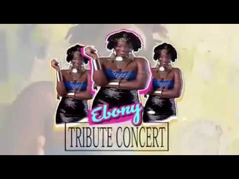 Ebony Tribute concert (advert)