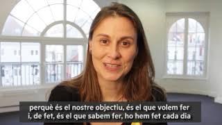 """La consellera Meritxell Serret a Lleida! ▶""""Guanyarem per continuar fent país, és el nostre objectiu."""