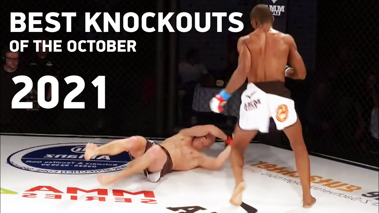 Download MMA's Best Knockouts of the October 2021 | Part 1, HD