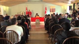 La cérémonie de citoyenneté canadienne : Ce que vous devez savoir