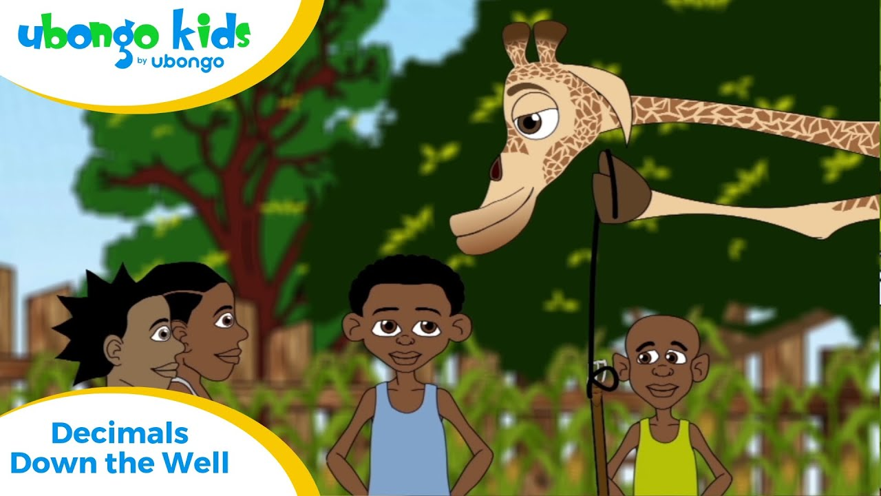 Full Episode #11: Decimals Down the Well | Ubongo Kids | Educational Cartoons from Africa