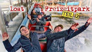 LOSTPLACE | Verlassener Freizeitpark Teil 2 | Indianerdorf und Märchenwald | HILLBILLY TV