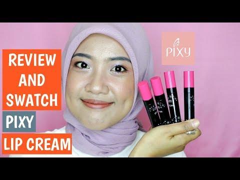 [review-and-swatch]-pixy-lip-cream-matte-(kulit-sawo-matang)