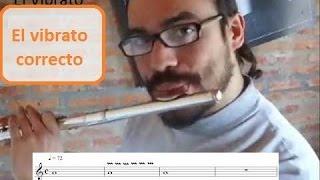 El vibrato en la flauta traversa y su correcta ejecución